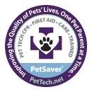 Crocett's Critter Care PetSaver Certificate
