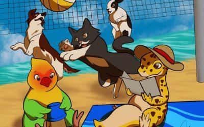 Summertime Pet Adventures