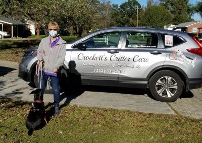Jeanne Crockett Walk and Train Dog
