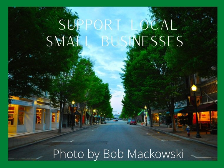 Support Local Small Business New Bern Nc